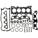 SCITOO Replacement for Head Gasket Set fits Civic del Sol 1.6L D16Y5 D16Y7 D16Y8 1996-2000 Engine Head Gaskets Kit Sets