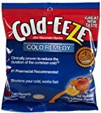 COLD-EEZE CLD DRPS BAG HNY LMN 18