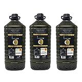 Pack 3 Botellas Aceite Oliva Virgen Extra El Empiedro 5 litr. denominación origen Priego de Córdoba