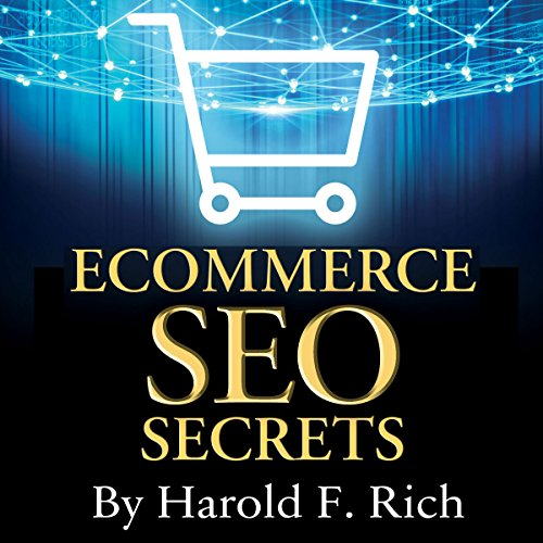E-Commerce SEO Secrets audiobook cover art