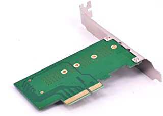 New Add On Cards - PCI-e 4x to M Key NGFF SSD Card for Intel 760P 600P for for Samsung 970 Pro 960 Pro M.2 PCI express NVM...