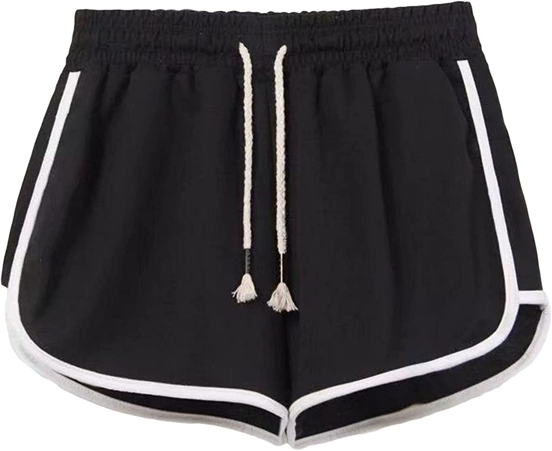 Women's Ripped Denim Shorts Raw Hem Wide Leg Distressed Short High Waisted Holes Casual Summer Hot Short Jeans Pants