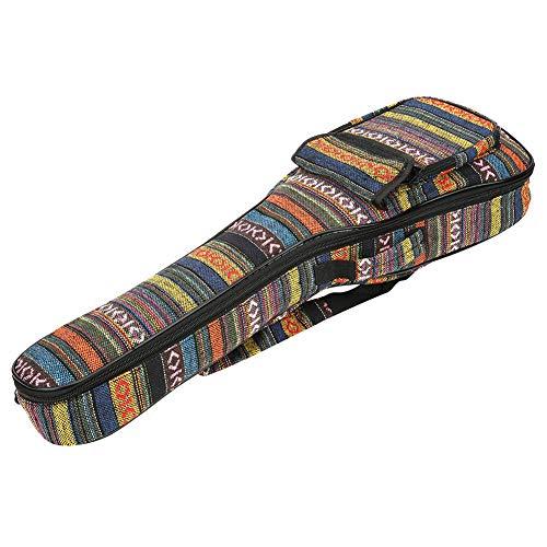 Sac de guitare à 4 cordes solide et durable, sac de ukulélé ukulélé épaissi, pour enfants, petite amie, cadeau, apprendre