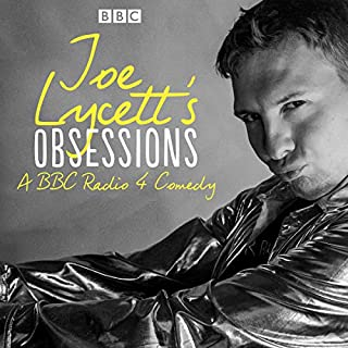 Joe Lycett's Obsessions cover art