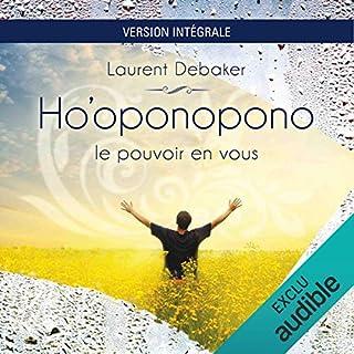 Couverture de Ho'oponopono : Le pouvoir en vous