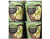 Trader Joe's - RAMEN SOUP Net Wt. 1.5 Oz (43g) VEGAN - 4-PACK