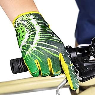 UPF50 Arbeitshandschuhe, Grillhandschuhe atmungsaktive Sport-Sonnenschutzhandschuhe aus Baumwolle Handschuhe Color : Gray, Size : One size-Two pairs UV-Schutzhandschuhe Rutschfeste