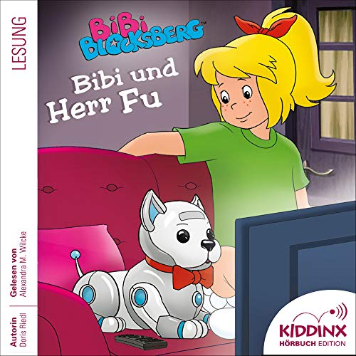 Bibi und Herr Fu Titelbild