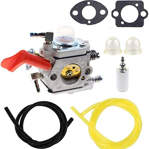 Shnile Carburetor Fuel Line mounting gaskets kit for Walbro WT-664 WT-668 WT-668B WT-997 HPI Baja 5B 5T FG and Other 1/5 Scale Gas RC Cars GO-PED & ZENOAH F270RC CY SIKK CY290RC Baja Engines Carb