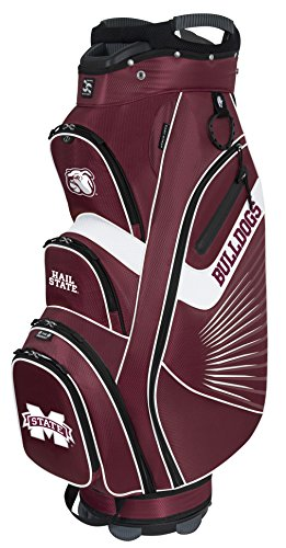 Best Deals! Mississippi State Bulldogs The Bucket II Cooler Cart Bag