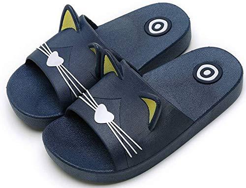 Zapatos de Playa y Piscina para Niña Niño Chanclas 2019 Sandalias Mujer Verano Antideslizante Zapatillas casa Hombre EU32-33= Fabricante 31/32