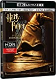 Harry Potter Y La Piedra Filosofal Blu-Ray Uhd [Blu-ray]