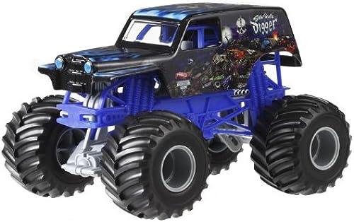 Hot Wheels CCB12 OFF Road Monster Jam 1 24 Son-Uva Digger