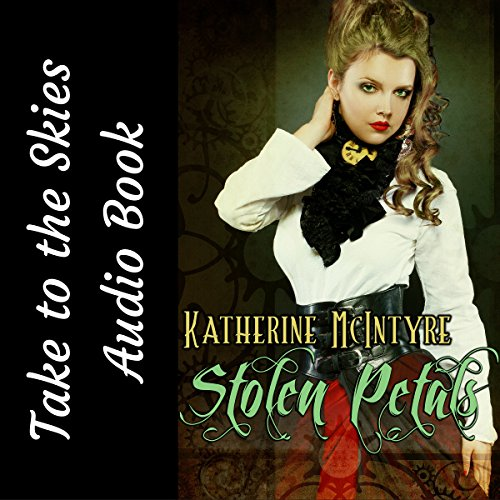 Stolen Petals audiobook cover art