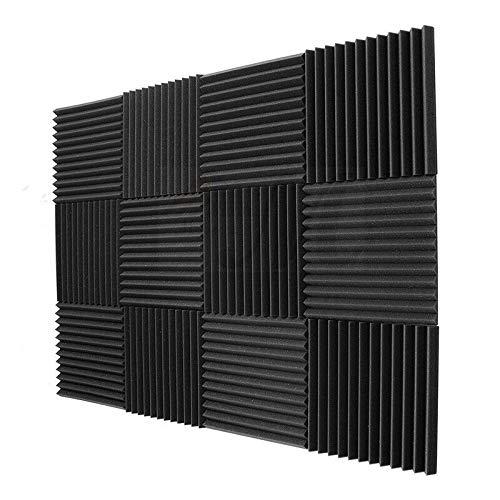 FUBUCA akoestisch schuim 300x300x250mm rechthoekig