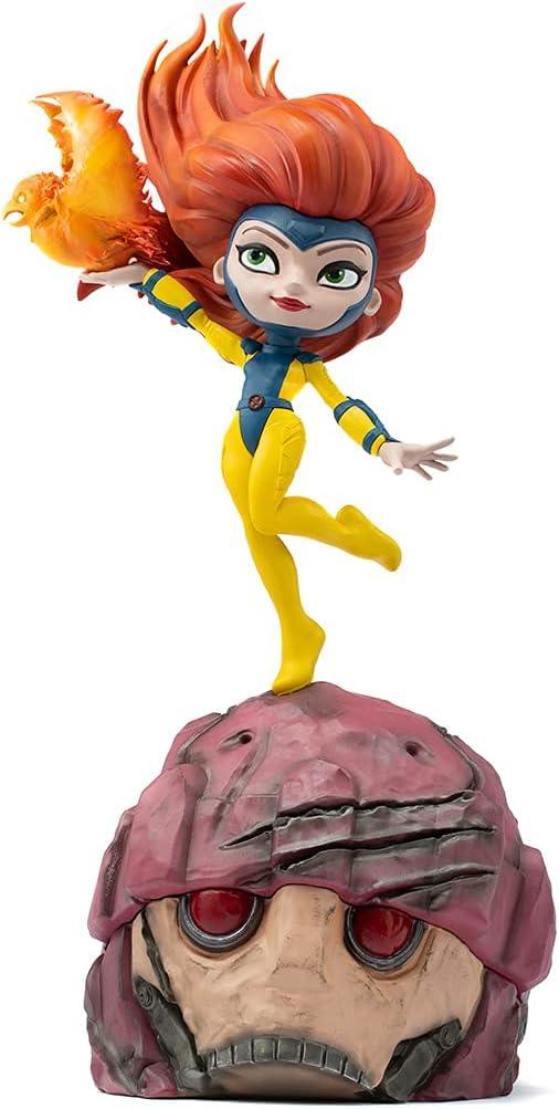 Marvel Minico: Jean Grey Minico X-Men 8