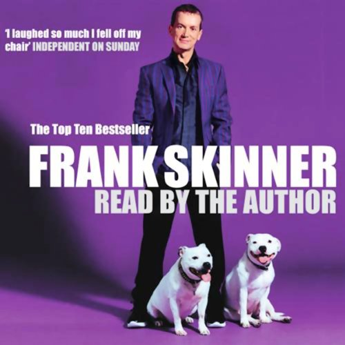 Frank Skinner audiobook cover art