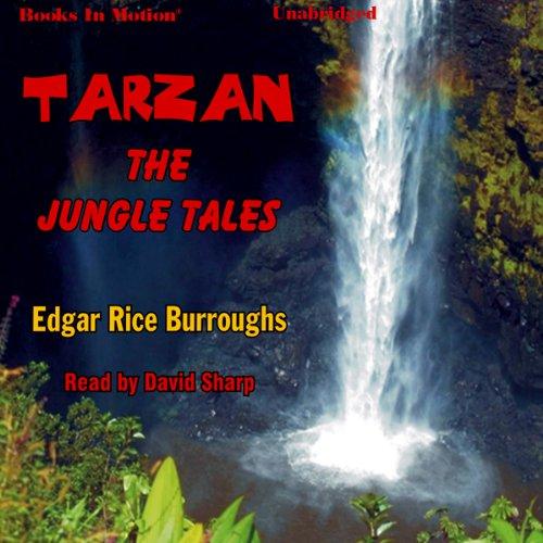 Tarzan: The Jungle Tales audiobook cover art