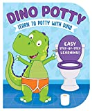 Dino Potty-Engaging Illustrations and Fun, Step-by-Step...