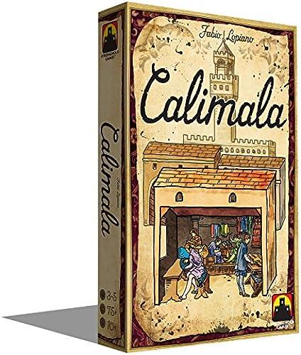Unbekannt Stronghold Games STG08037 Calimala, Mehrfarbig