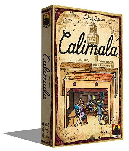 Stronghold Games STG08037 Calimala, Mehrfarbig