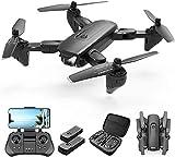 4DRC F6 Drone GPS 4K Telecamera 5G WiFi App Controllo Drone Pieghevole Selfie modalità Seguire,...