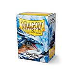 スリーブ:DRAGONシールドマットサファイア(100)