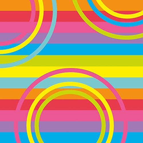 Susy Card 40012537 - Serviette au Motif Mix it, 33 x 33 cm