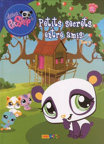 Little Petshop Les aventures T03 (PAN.BD JEUNESSE)