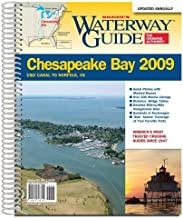 Dozier's Waterway Guide 2009 CHESAPEAKE BAY (Waterway Guide. Chesapeake Bay Edition) by Waterway Guide Publications (2009-10-15)