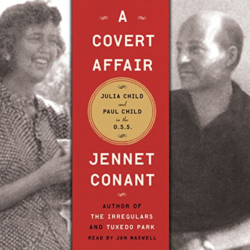 Couverture de A Covert Affair