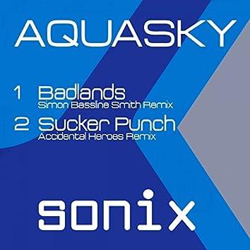 Badlands / Sucker Punch (Remixes)