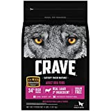CRAVE Grain Free with Protein from Lamb and Venison Dry Adult Dog...