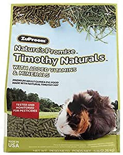 Zupreem Alimento Premium para cobayas Timothy Natures Promis