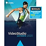 Corel VideoStudio Ultimate 2020 - Video & Movie Editing Software - Slideshow Maker, Screen Recorder, DVD...