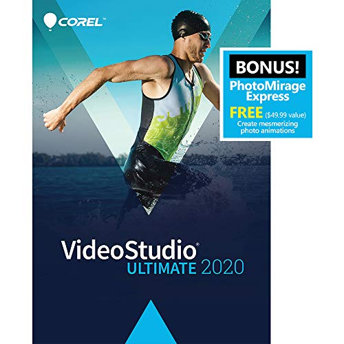 Corel VideoStudio Ultimate 2020 - Video & Movie Editing Software -...