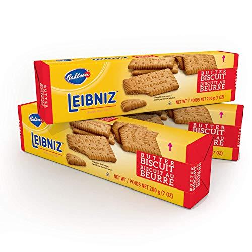 Bahlsen Leibniz Butter Biscuit Cookies (3 boxes) | Our classic original...