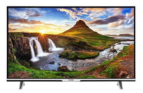 Telefunken XU49D401 124 cm (49 Zoll) Fernseher (4K Ultra HD, Smart TV, Triple Tuner)