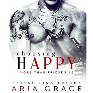 Choosing Happy: M/M Romance audiobook cover art