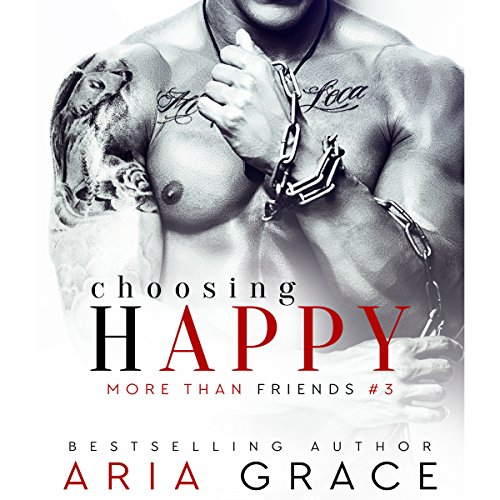 Choosing Happy: M/M Romance cover art