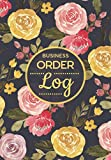 Order Book For Small Business Online: Direct Sales Log Book for Customer Orders   Ideal For Home Based Retail Businesses in Craft, Boutique, Wax, Perfume, Cake & More...