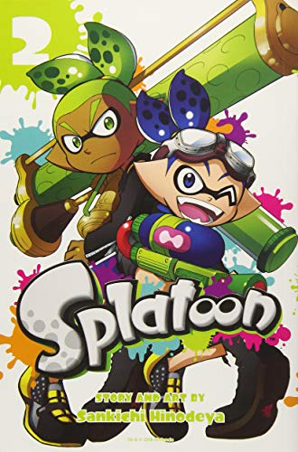 Splatoon, Vol. 2: Volume 2