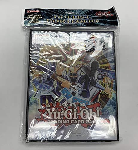 Konami Yugioh Classic Legendary Duelist 4-pocket Portfolio