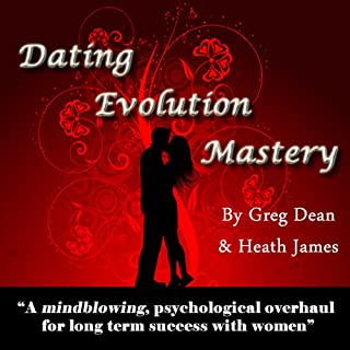 Dating Evolution Mastery audiobook cover art