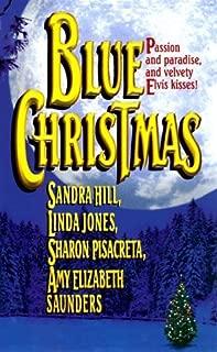 Blue Christmas (Leisure romance) by Sandra Hill (2004-11-03)