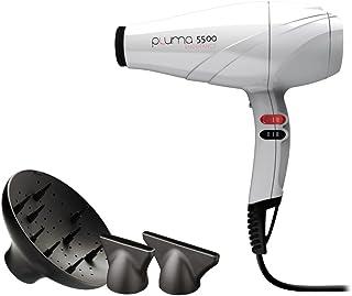 Salon Exclusive A11.Pl5500.Bn - Secador de pelo, 2400 W