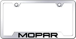 Best mopar performance license plate frame Reviews