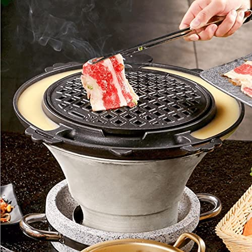 At the price Livronic Korean BBQ Genuine Free Shipping Grill Clay C Stove Household Old-Fashioned