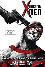 Uncanny X-Men Vol. 3: The Good, The Bad, The Inhuman (Uncanny X-Men (2013-2015))