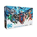 DC Deck-Building Game - Play as Members of DC's Justice League - Unique Abilities for Each Super Hero - Standalone, Compatible with Full DC Deck-Building Game Series